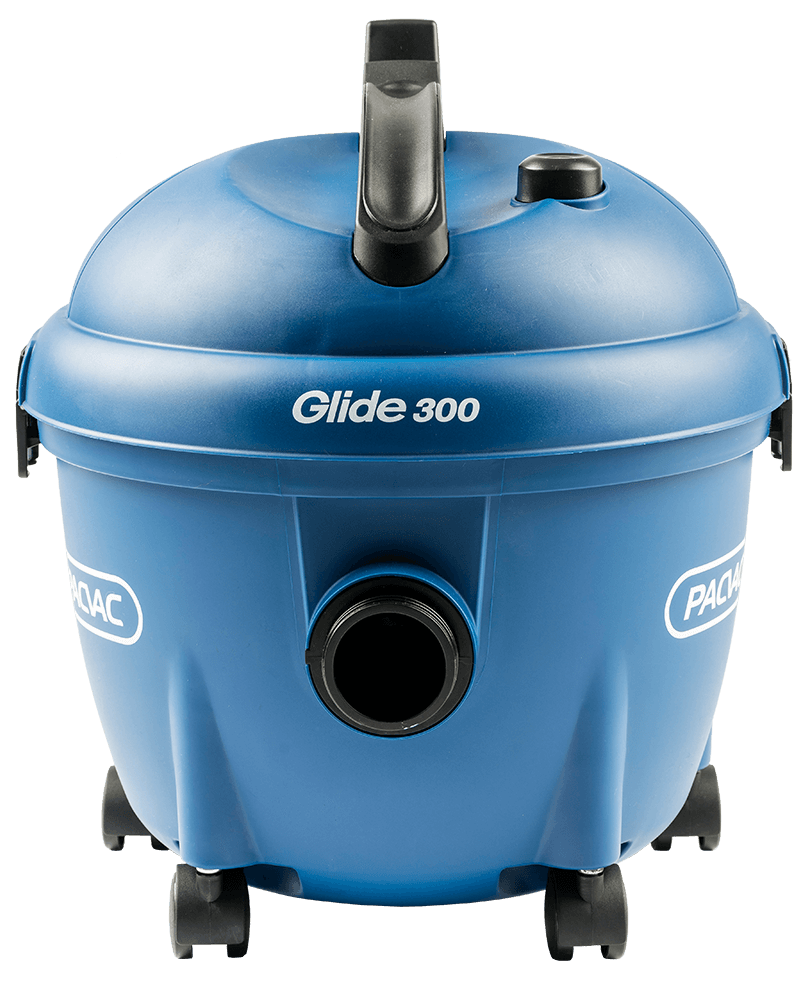 Glide 300 canister vacuum