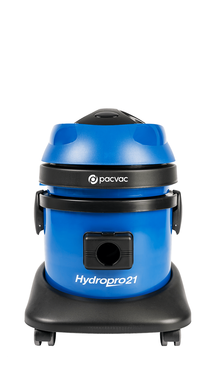 Hydropro 21 commercial wet and dry vacuum