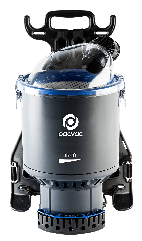 Thrift 650 corded backpack vacuum