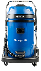 Hydropro 76 commercial wet and dry vacuum