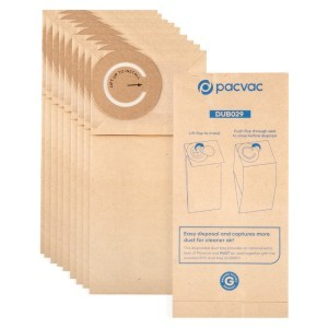 Image of Disposable paper sealed dust bag 5L (10pk)