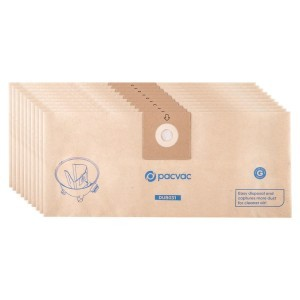 Image of Disposable paper sealed dust bag 15L (10pk)