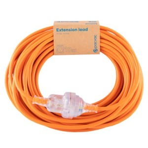 Image of Extension lead 18m